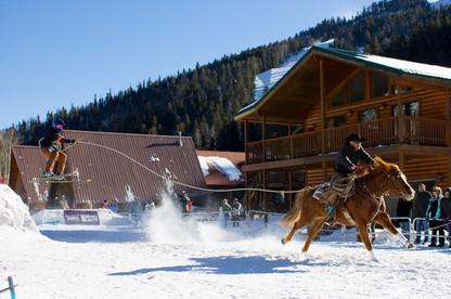 SkiJoring 2016