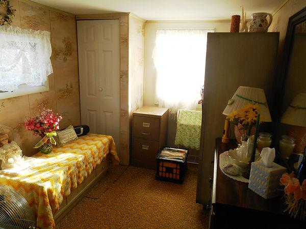 Lake Bedroom - Before