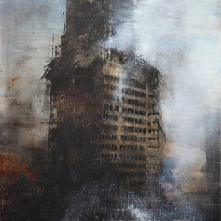 The Windsor Building burnt III