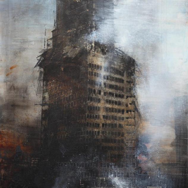 The Windsor Building burnt III