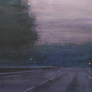 Noche en la carretera