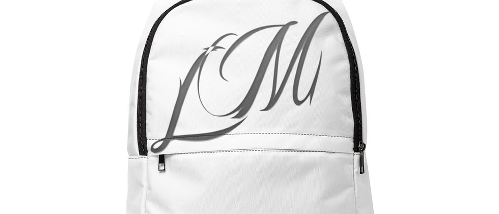 LM Fabric Backpack