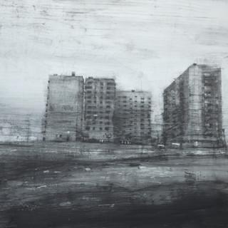 Barrio abandonado