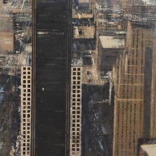 Perspectivas en Nueva York con día de sol