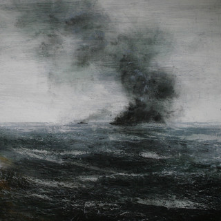 Incendio marino