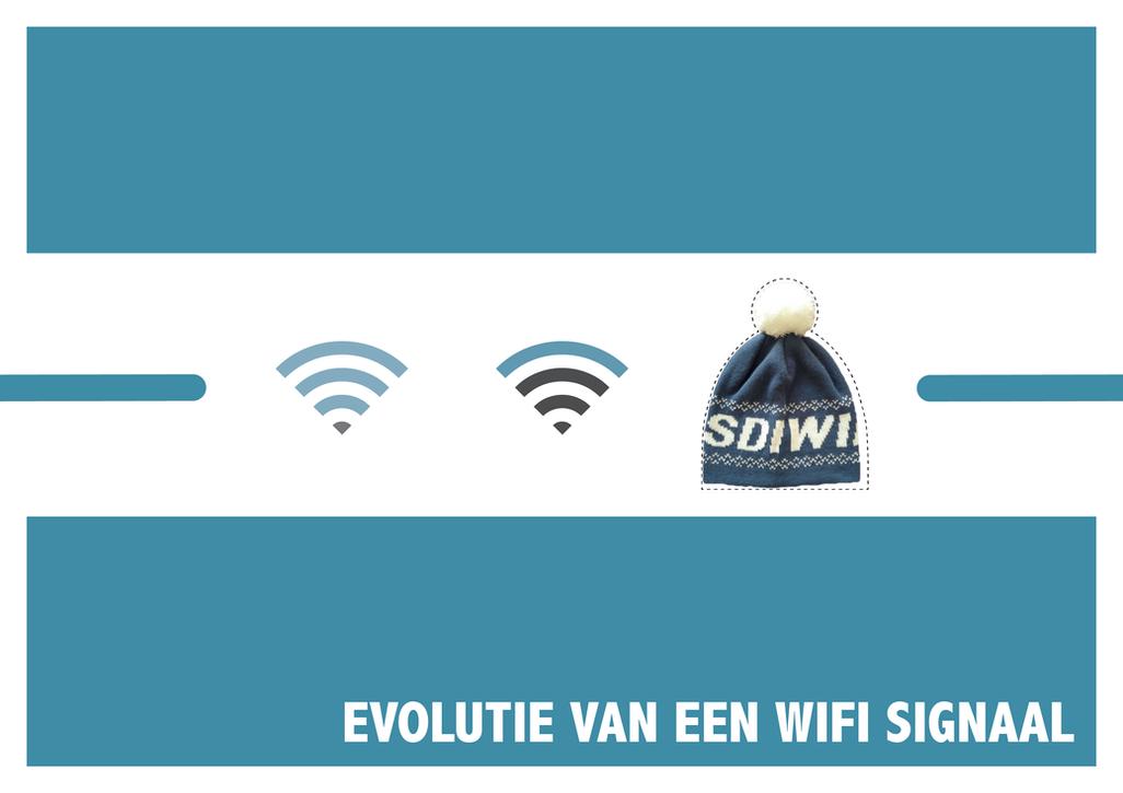 Idiale Wereld - Wifi Muts inzending
