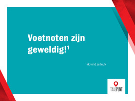 Taalpunt - AP Antwerpen
