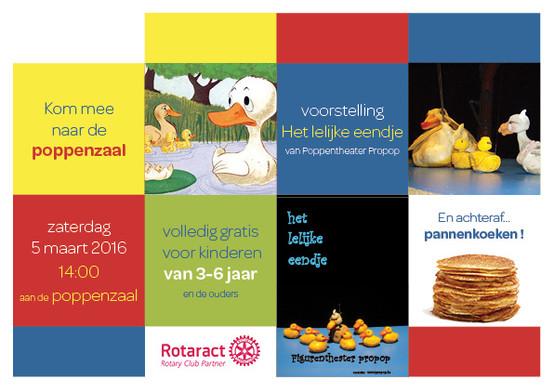 Rotaract uitnodiging