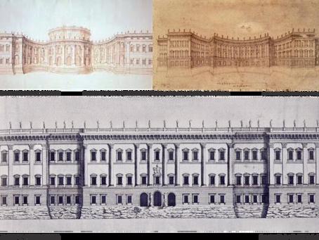 Palacio del Louvre, una pieza de Bernini jamás construida.