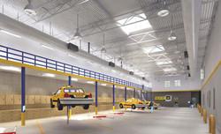 CMT Interior