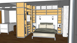 30th Avenue Apt. Storage Study