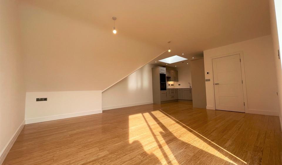 Apartment 15 - Living Area