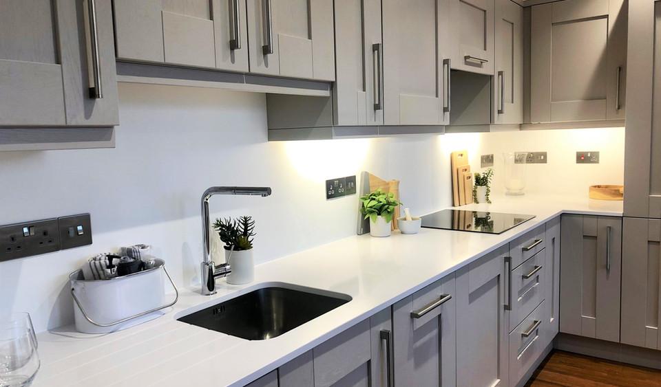 Apartment 9 - Kitchen