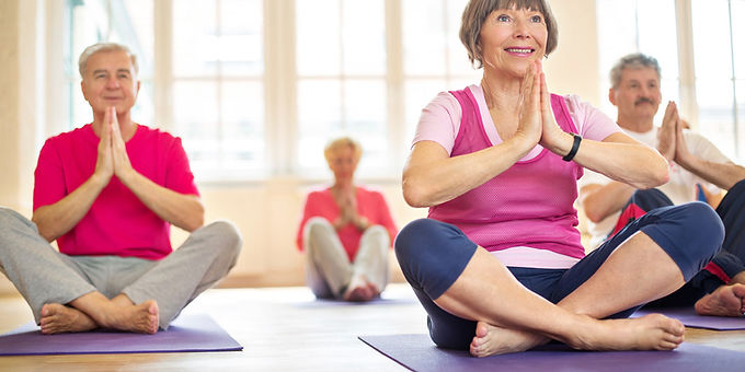 10 ways to stay fit and healthy in your 50s, 60s, 70s and beyond