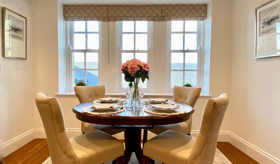 Apartment 9 - Dining Area