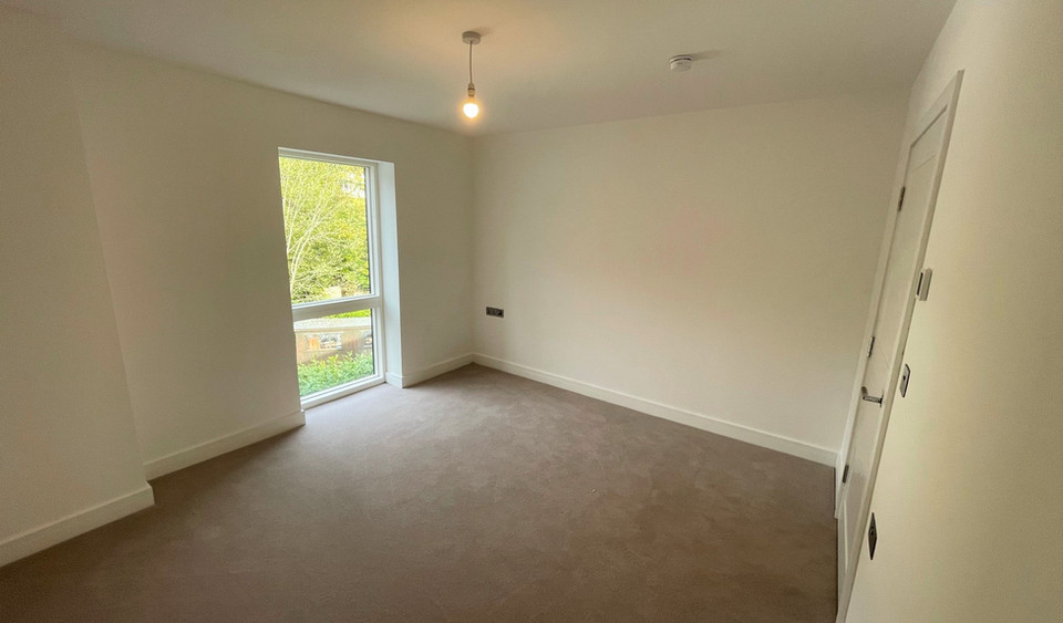 Apartment 15 - Master Bedroom