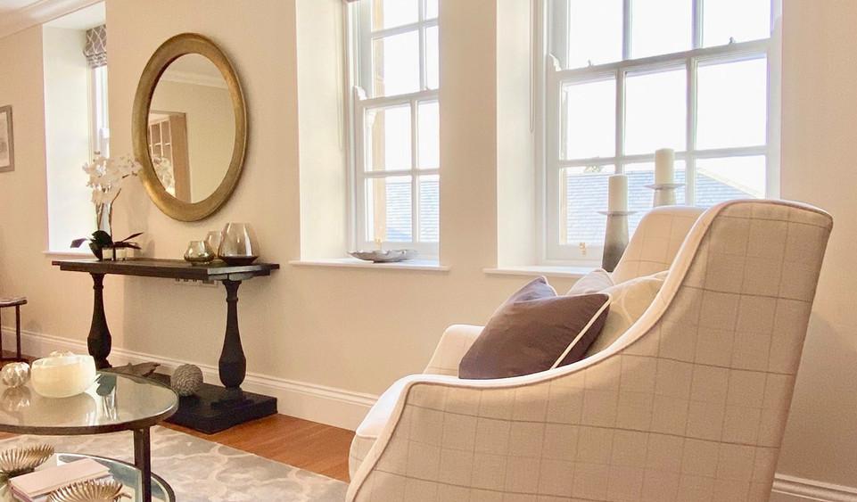 Apartment 9 - Living Area