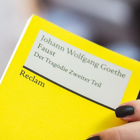 #MeFree: Goethe als Drehbuchautor