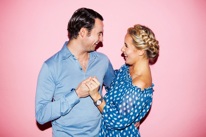 Tuesday Talk with: Laura & Marco - Creators of the Luxury Beach and Resortwear Brand: SWIM WITH