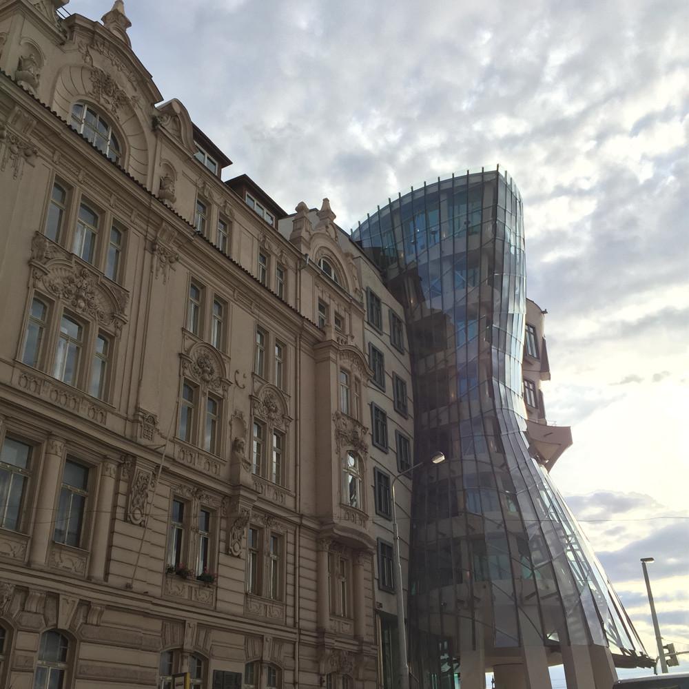Tanzenden Türme Prag