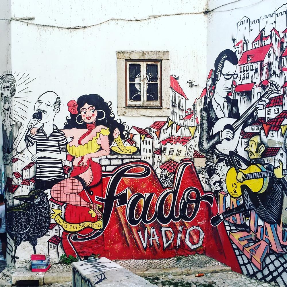 Lissabon Fado