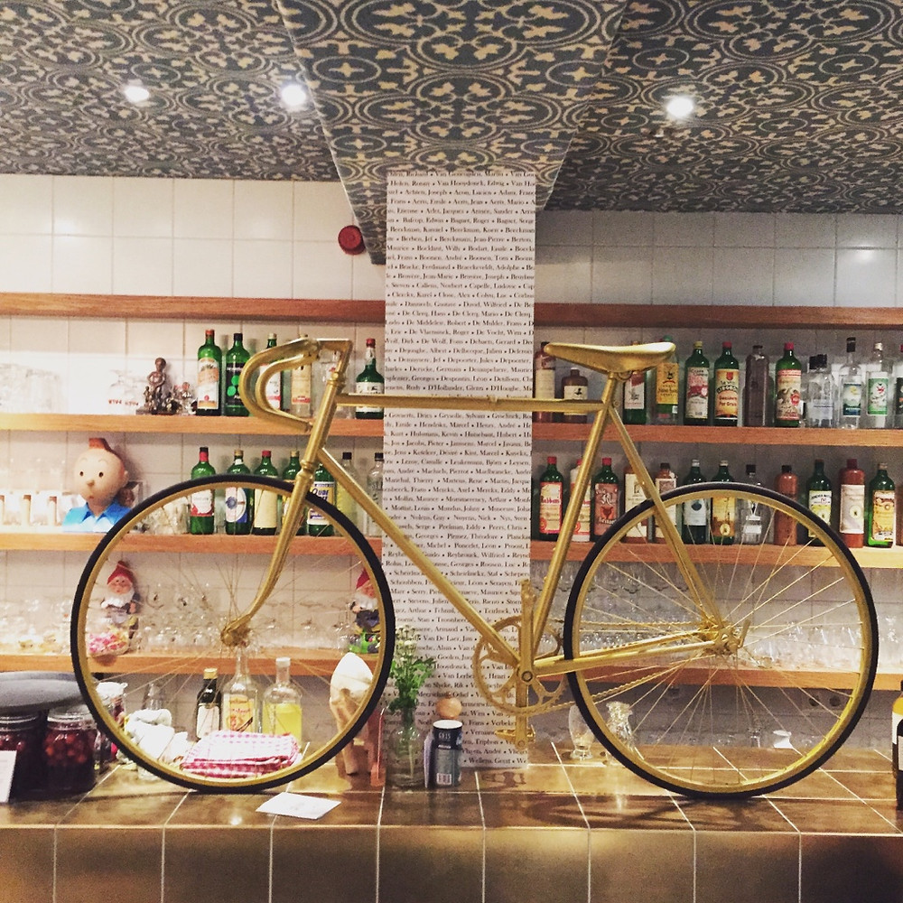 Local Insider Stylish Restaurant Fixie