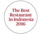 The Best Restaurant in Indonesia 2016