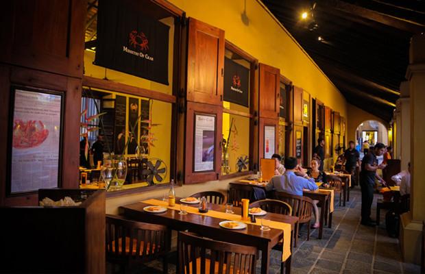 Sri Lanka's Best Restaurant: Ministry of Crab at Historic Dutch Hospital, Colombo