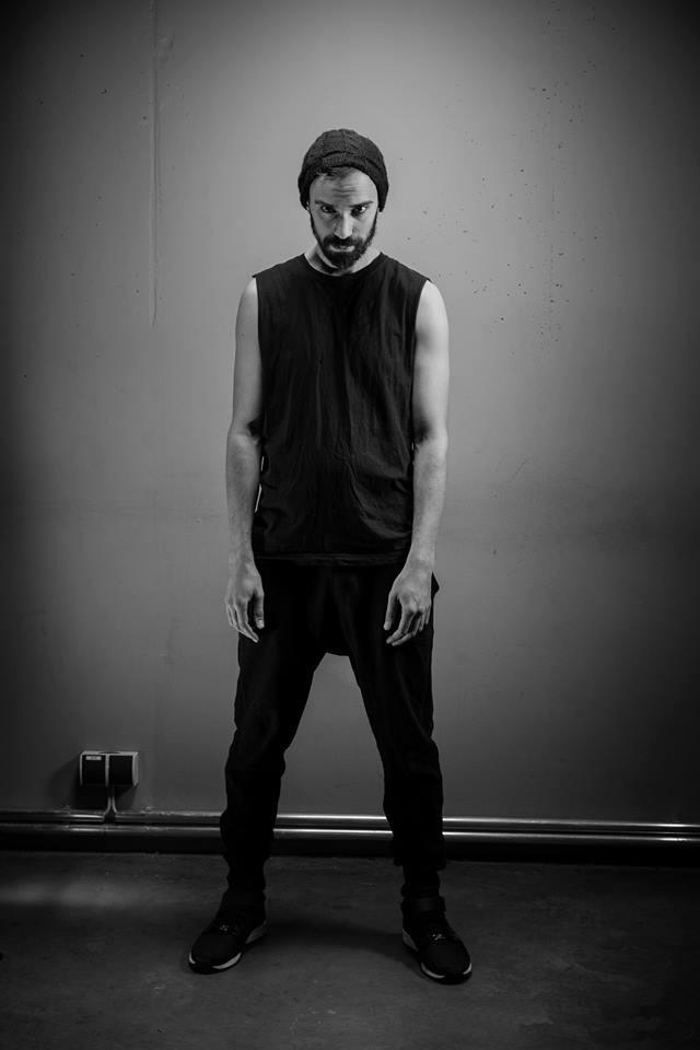 Tuesday Talk with: Amin Fallaha, DJ - Artist Larryvanhousen