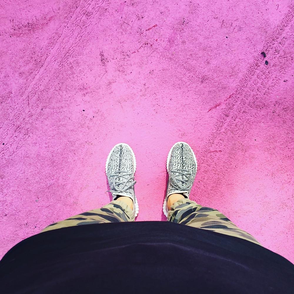 Yeezy Sneaker Love Lissabon Pinkstreet