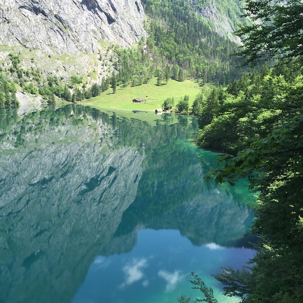 Fischunkelalm Obersee