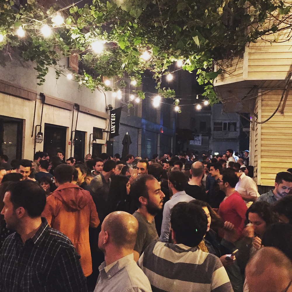Istanbul Festival Streetparty