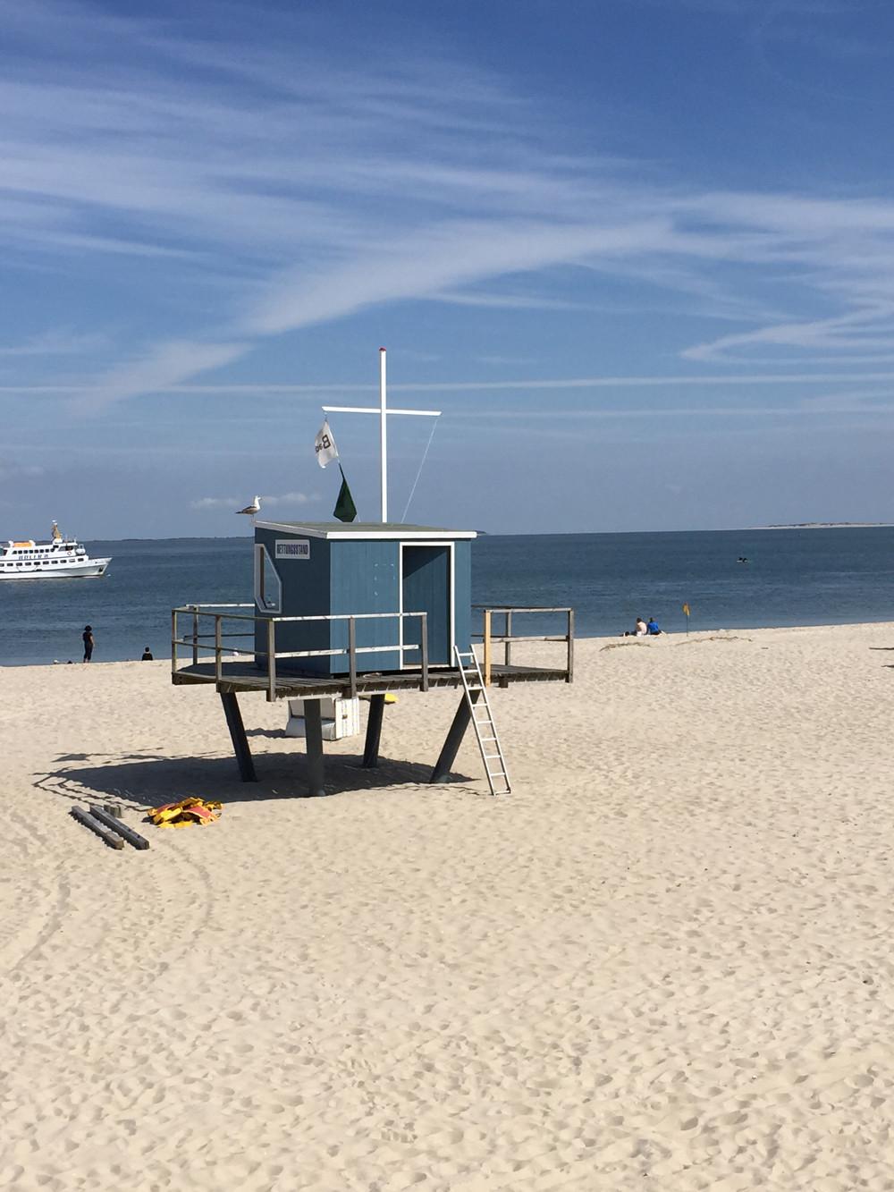 Sylt, Beach