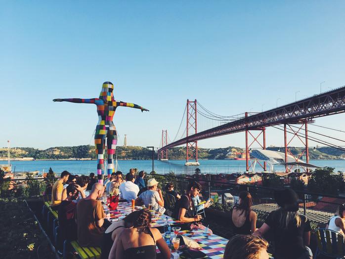 Teil 2 Lissabon, 10 Tage Roadtrip durch Portugal