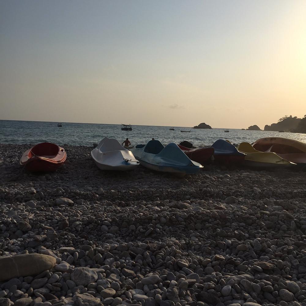 Beach Kabak