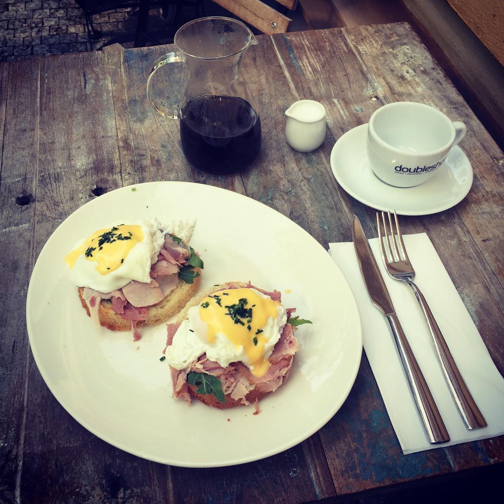 Doubleshoot Breakfast, Kenia Coffee, Kaffee