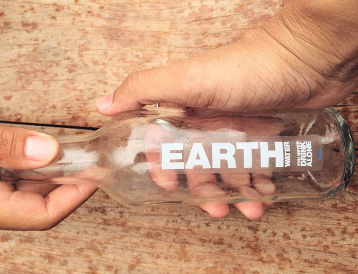 EARTH Water - a new Partnership!  If you had the chance to change things, would you change the world