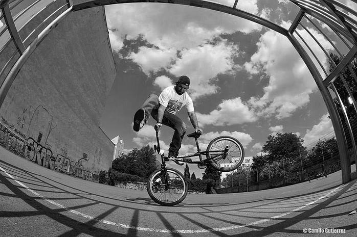 Tuesday Talk with: Frank Lukas - Worldchampion BMX Rider