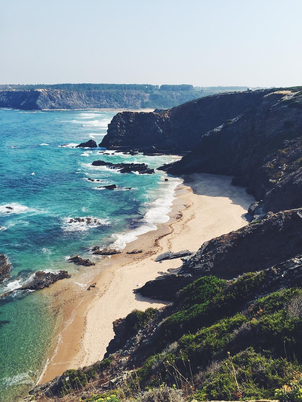 Praia Odeceixe