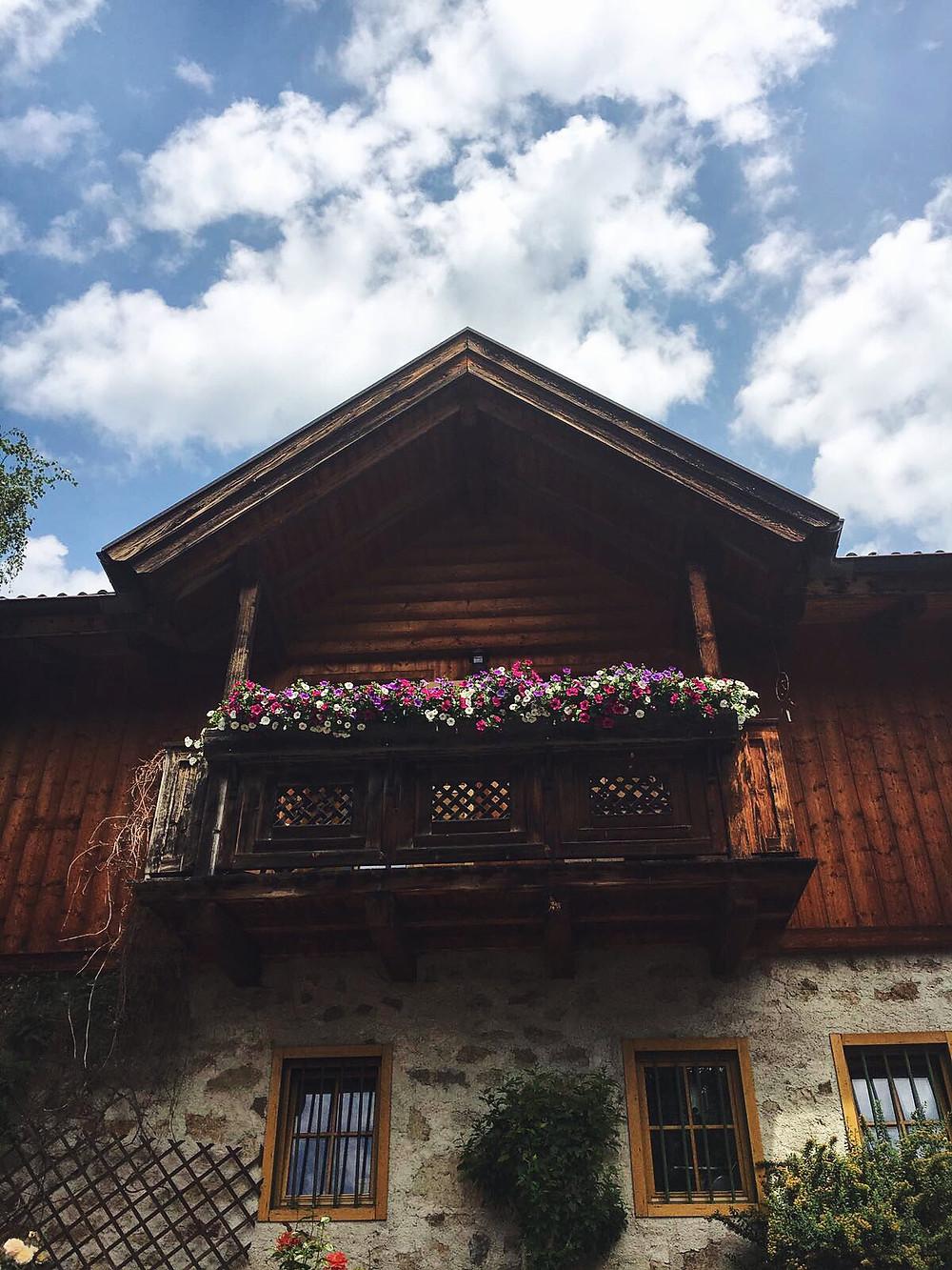 Patscheider Hof in Post Oberbozen Tirol