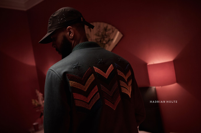 HADRIAN HOLTZ a concept brand inspired by authenticity to multiculturalism and personal history.