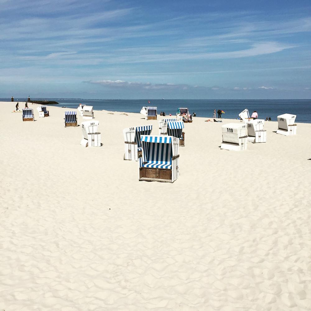Sylt, Sand