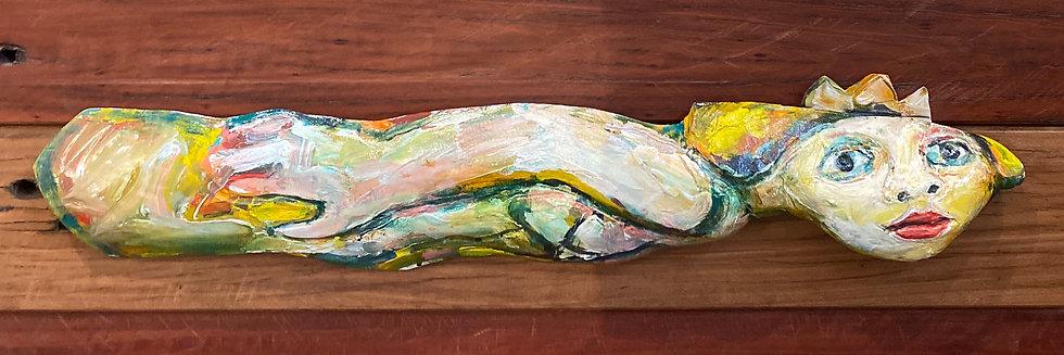 RALPH TIKERPAE - Crowned Mermaid