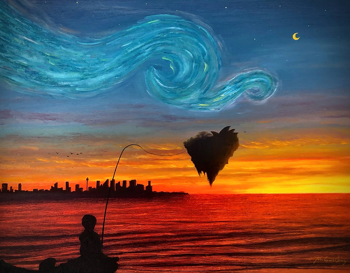 MARTIN GARIBAY - The Dream