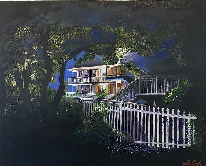 USHA SINGH - Home by Nightfall
