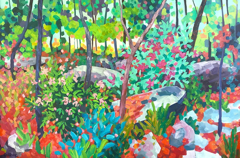 MELISSA READ-DEVINE - Sunday Flora