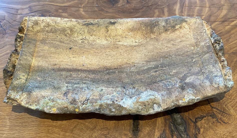 LISE EDWARDS - Wood Fired Earthenware Platter