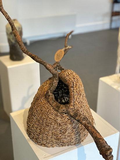 BRANCHING OUT - Bangalow Sculptural Basket
