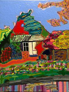 HILARY SIMS - The Summer House