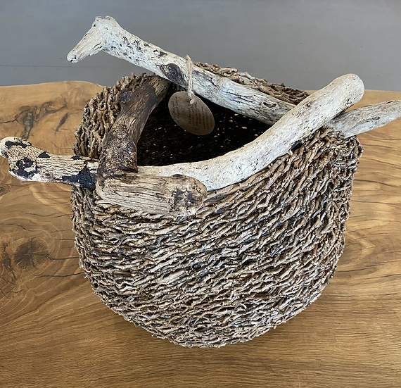 BRANCHING OUT - Driftwood and Roped Wale